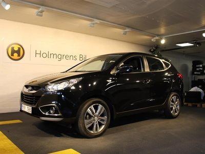 begagnad Hyundai ix35 1.7 CRDi Manuell 116hk 2013