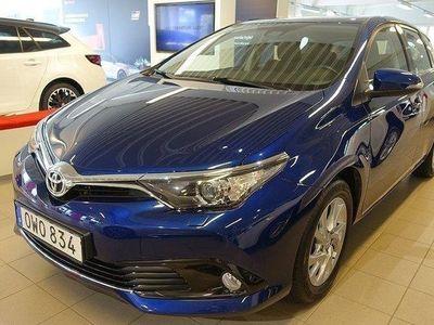 begagnad Toyota Auris 1.2T MANUELL 5D ACTIVE EN ÄGARE