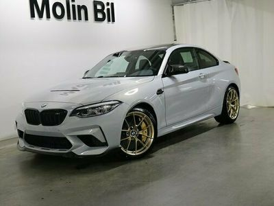 begagnad BMW M2 CS Coupé M Drivers-paket Navigation 1 2021, Sportkupé Pris 1 043 000 kr