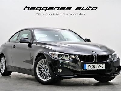 begagnad BMW 420 i Coupé / Sportstolar / PDC