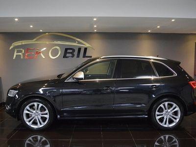 begagnad Audi SQ5 TDI 3.0V6 Panorama B&O Quattro 1.95%