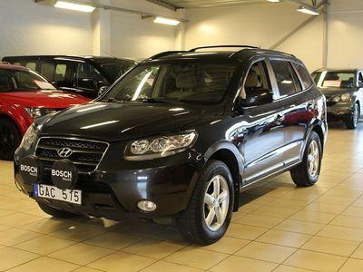 begagnad Hyundai Santa Fe 2.2 A5 2007, SUV 64 500 kr
