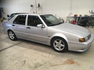 begagnad Saab 9000 skattad + besiktad -98