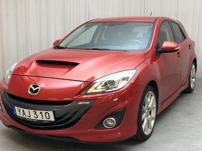 używany Mazda 3 2.MPS (260hk)