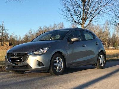 begagnad Mazda 2 5-dörrar 1.5 SKYACTIV-G - som ny