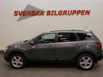 begagnad Nissan Qashqai +2 2.0 dCi 7-sits Drag Pdc S+V-hjul Lm