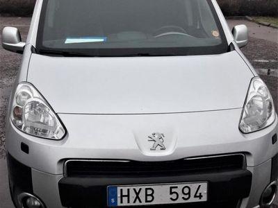 begagnad Peugeot Partner Tepee 1.6