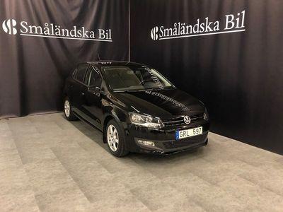 begagnad VW Polo 1.2 TSI Comfortline 90hk