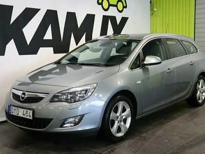 begagnad Opel Astra Sports Tourer 1.4 Turbo Manuell, 140hk, 2011