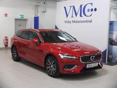 begagnad Volvo V60 T4 Inscription
