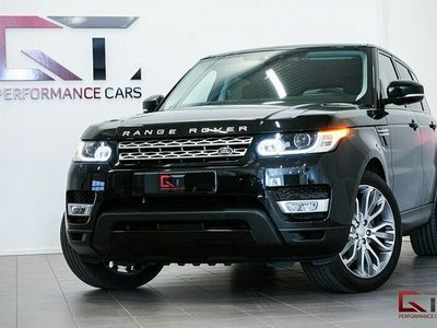begagnad Land Rover Range Rover Sport 3.0 TDV6 AWD 258hk Se Spec