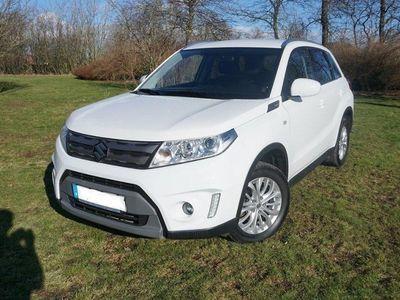 begagnad Suzuki Vitara 1.6 DDiS 4WD GL Plus Euro 6 120hk