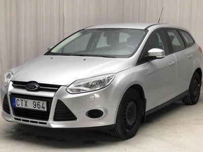 begagnad Ford Focus 1.6 Ti-VCT Flexifuel Kombi