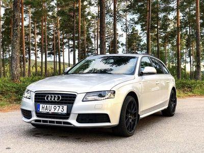 begagnad Audi A4 B8 2.0TDI