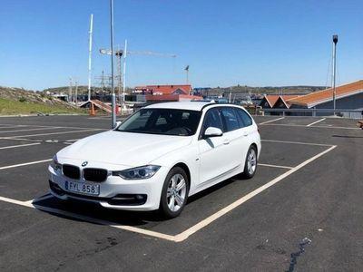 begagnad BMW 318 d Touring Sport line