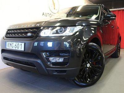 begagnad Land Rover Range Rover Sport 3.0 TDV6 4WD 258hk