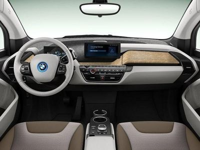 begagnad BMW i3 s 94Ah Comfort Edition Plus Taklucka