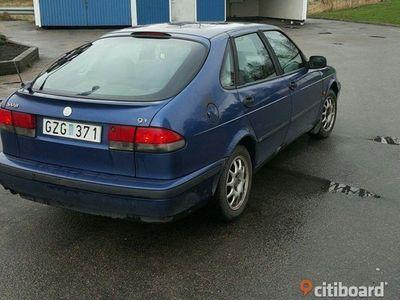 begagnad Saab 9-3 2.0 99 nybesktad lågmilare