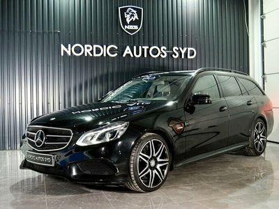 begagnad Mercedes E250 BLUETEC 4MATIC
