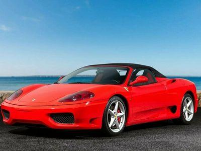 begagnad Ferrari 360 Spider (F131)
