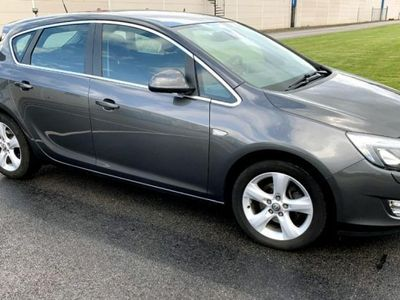 used Opel Astra sport -11