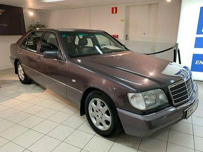 begagnad Mercedes 400 S W1408-cyl 279hk Auto