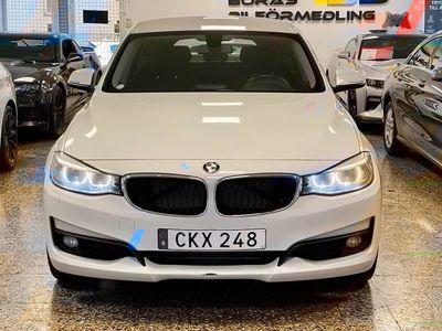 begagnad BMW 320 Gran Turismo d Advantage Euro 6 190hk, 6 månaders försäkring, 6