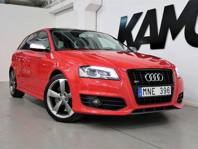 begagnad Audi S3 Sportback 2.0 TFSI | Q | Panorama | M-Värme |