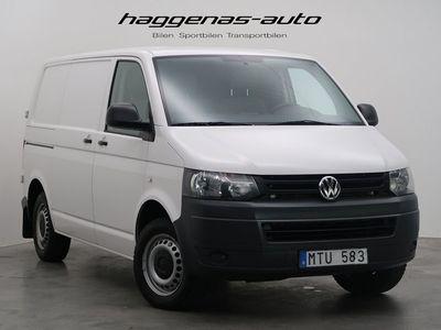 begagnad VW Transporter 2.0 TDI / 102hk / Drag -12