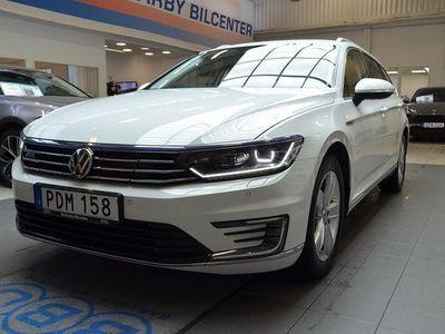 begagnad VW Passat GTE Executive Automat Webasto Krok 2017, Kombi Pris 224 900 kr