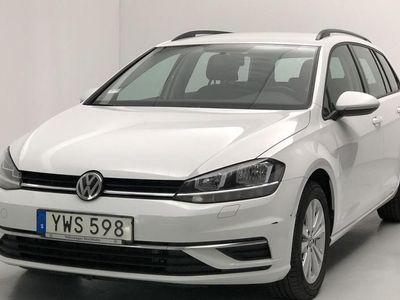 begagnad VW Golf VII 1.6 TDI Sportscombi
