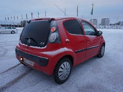 begagnad Citroën C1 1.0 5dr (68hk) AC