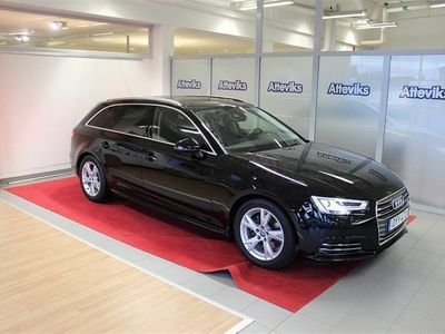 begagnad Audi A4 Avant 2.0 TDI Sport *Nya Modellen*