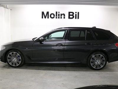 begagnad BMW 540 d xDrive Touring / Innovation / Vinterhjul ingår