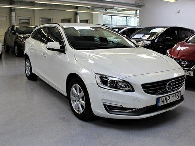 begagnad Volvo V60 D2 Momentum 115hk / P-VÄRMARE