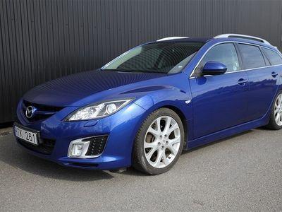 begagnad Mazda 6 6KOMBI 2.5 SPORT Manuell, Kombi 2009, Personbil 54 900 kr