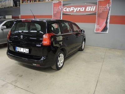 begagnad Peugeot 5008 1,6 Turbo 156HK,7 sits Lågmil