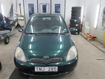 gebraucht Toyota Yaris 1.3i-16V Kombi-sedan