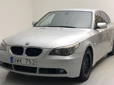 begagnad BMW 525 Övrigt i Sedan, E60 2004, MC/Moped 32 000 kr