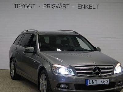 begagnad Mercedes 180 C-KLASSCGI V-HJUL