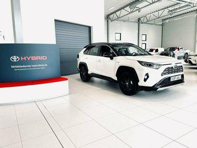 begagnad Toyota RAV4 2.5 Elhybrid AWD-i (222hk) Aut