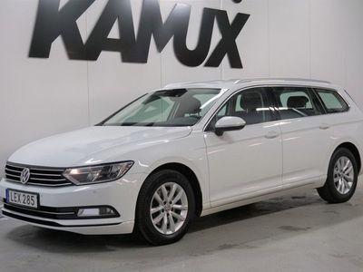 begagnad VW Passat 2.0 TDI | Aut | D-värm | Drag | 150hk