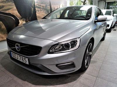 begagnad Volvo S60 D3 R-Design Business Edition