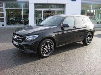 begagnad Mercedes GLC250 d 4M