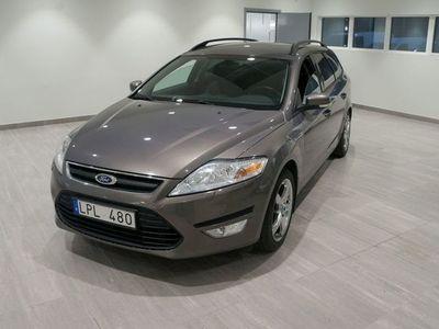 begagnad Ford Mondeo KOMBI 1.6 TDCi 115 HK MANUELL