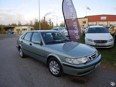 begagnad Saab 9-3 2.0T/2ägare/Nybes/13600mil/Drag -02