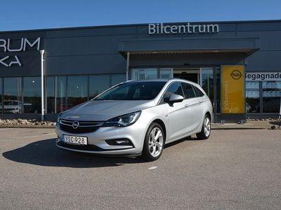 begagnad Opel Astra Dynamic ST 1,4t 125hk, Apple Carpl -18