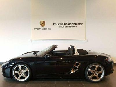 begagnad Porsche 718 Boxster GTS 4.0 25 års Jubileum 400hk För Omgående Leverans