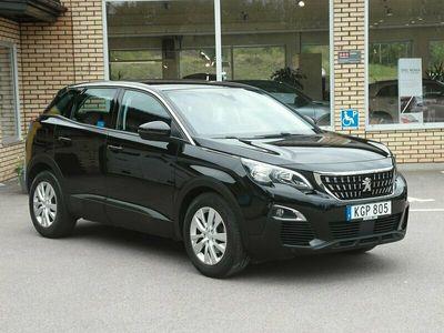 begagnad Peugeot 3008 Active 1.2 PureTech Automat (130hk) 1-Ägare