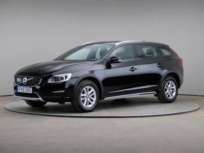begagnad Volvo V60 CC D4 Awd Business AUT Drag